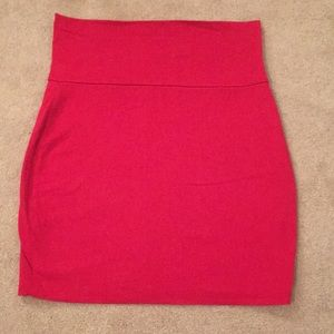 Lily Rose Mini Skirt